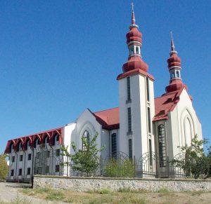 Храм у Бердянську. Архивне фото
